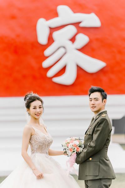 20201030子柔+杰勳 陸軍聯合婚禮