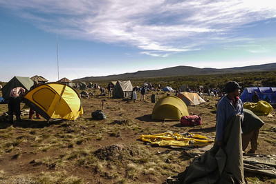 Kilimanjaro - Day 3