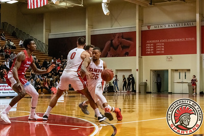 2019-20 Men's Basketball vs. Florida Southern
