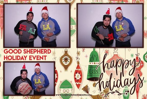 Good Shepherd Holiday Event 2018