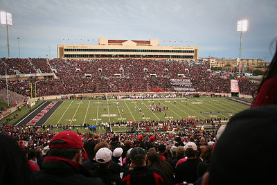 2011 Oct 08 - TT vs A&M in Lubbock