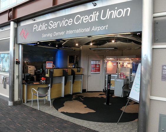 Public Service Credit Union, Jeppesen Terminal, Level 6