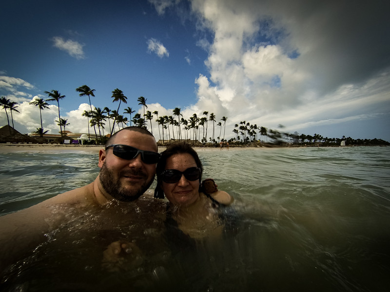 Sosik-Hamor Holiday in Punta Cana (December 2012)