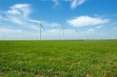 Wind Mills of Kansas