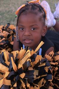 Dawgs Cheerleader Coach MT Oct 5, 2013