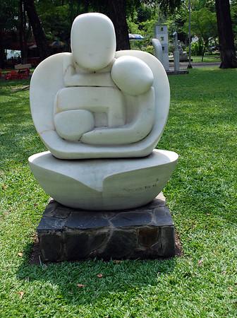 Cong Vien Van Hoa Park, Saigon - March 2008