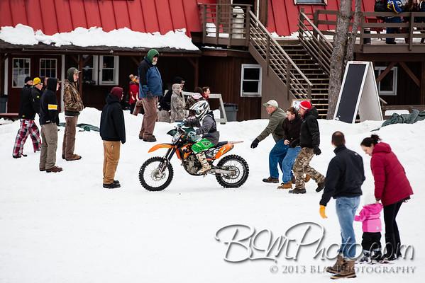 Whaleback - Day 2 - ATV/UTV/Dirtbike Hillclimb