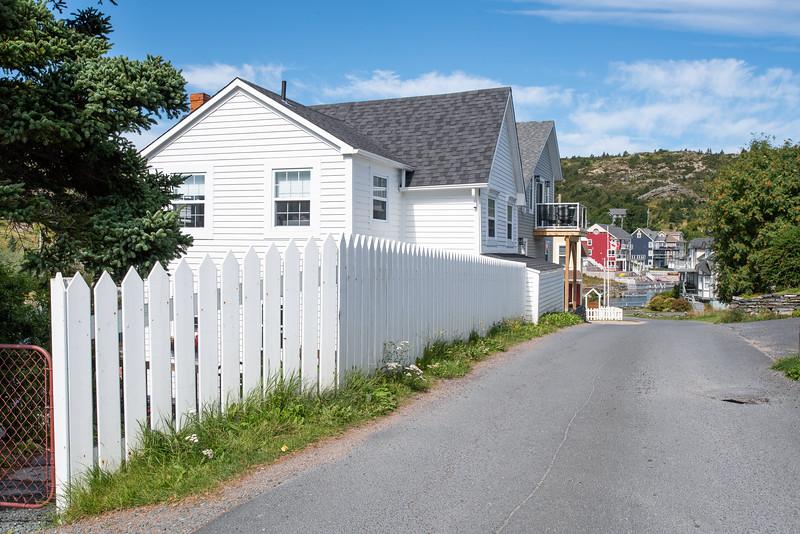 Brigus located in Conception Bay