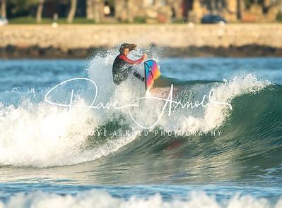 9/21/2020 - Surfing - Gooch's Beach - Kennebunk, Maine