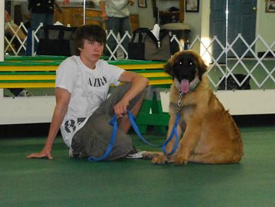 Storm puppy class