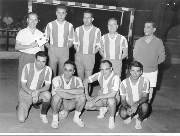 Alberto Costa; Vasco Paulo; Mendes; Casales;Varela, Redondo, Ernesto Morais, Eugenio Soares, Julio Pedro