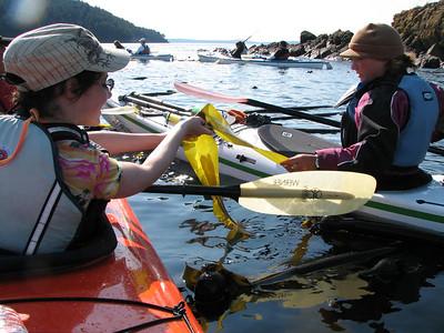 Anacortes, kayaking