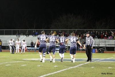 11/11/16 vs. Orchard Lake St. Mary's regionals