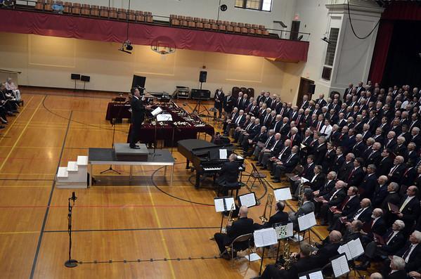 Mennonite Men's Chorus @ Bethel 2014