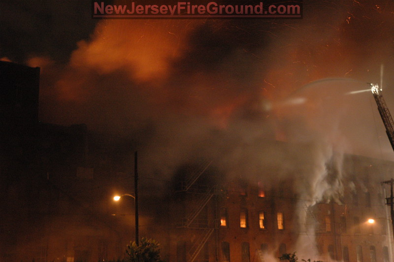 8-1-2008 PA Philadelphia 3rd-Cumberland St.'s-5th Alarm Warehouse