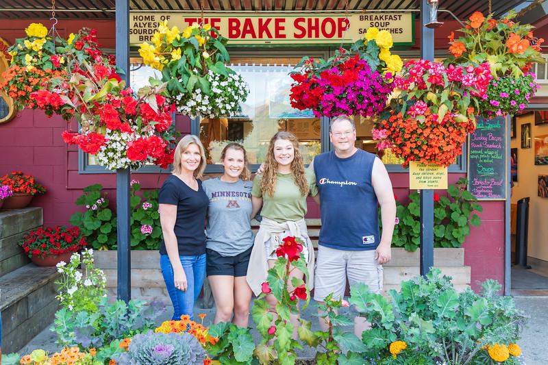The Bake Shop in Girdwood