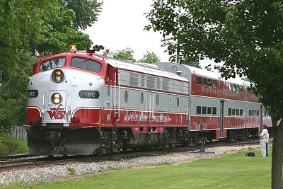 Railroad - McFarland Train Rides - July 02, 2006