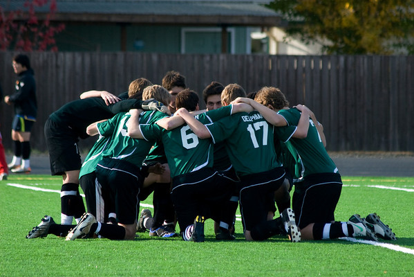 State Soccer Playoffs vs Creswell