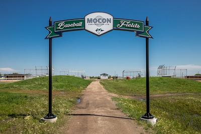 Macon Baseball Fields