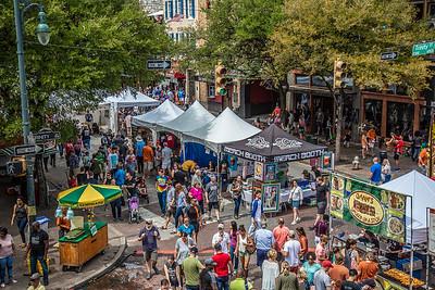 Pecan Street Festival  (Fall 2018)