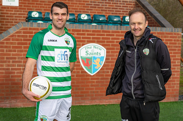 Adam Roscrow - TNS New Signing
