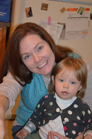 Happy 1st 29th to Megan! - Oct. 2012