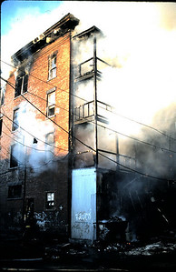 Hartford, Ct 3rd alarm