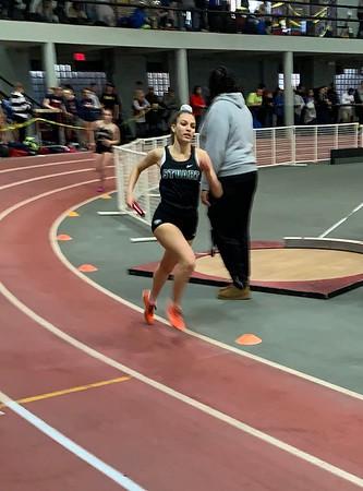 Indoor Track Lavino Relays