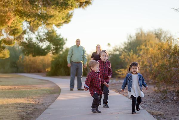 Van Haaren Family - Phoenix, AZ   Oh! MG Photo