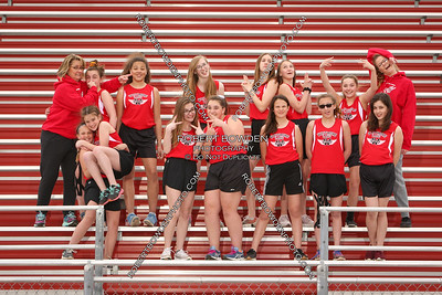 Whitmore Lake Mens and Womens Track Team Photos 2019