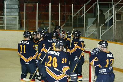 Men's Hockey - Queen's at Toronto 20030302