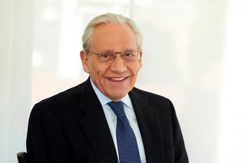 An Evening with Bob Woodward