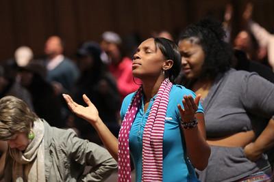 NLC Singles 2013 Prayer
