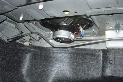 2009 Toyota Camry 2.4V (ACV40) Rear Speaker Installation - Malaysia