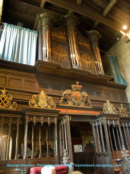 Durham Castle - The Chapel