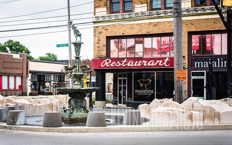 Restaurant - Fountain Square