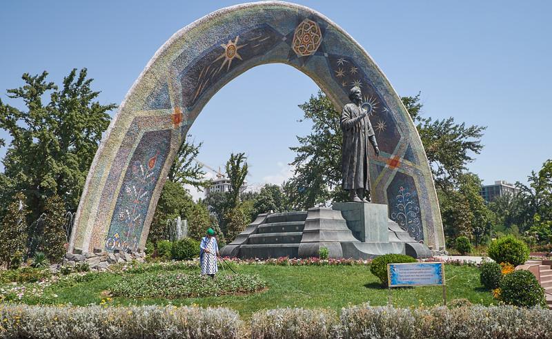 Dušanbe