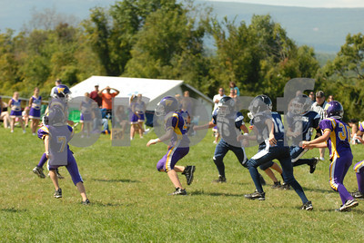 Wallkill Panther Pride vs Warwick Purple-Football - 9-13-09