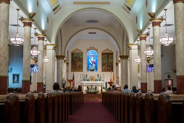 Fr. Dominik Wegiel   First Mass   06.20.21
