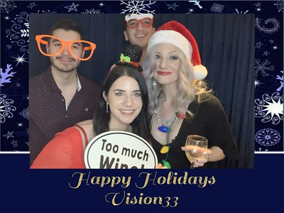 Vision33 Holiday Party
