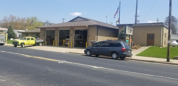 VERNON COUNTY FIRE DEPARTMENTS