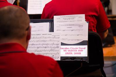 London Citadel Band