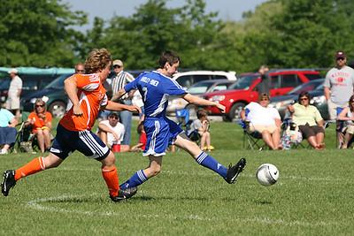 U16 Boys- Far Post U15 Development vs. Saratoga United