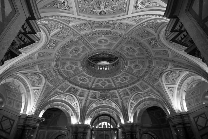 Roof detail Kunsthistorisches Museum.