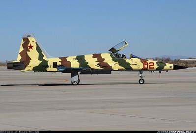 Air Superiority F-5E
