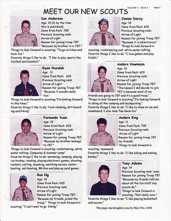 February 2002 Troop Talk - Volume 3, Issue 2