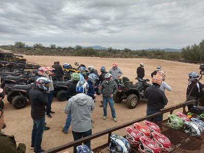 12-6-18 3PM GROUP ATV/COOKOUT  DUSTIN, JEREMY,MITCH,COLTON