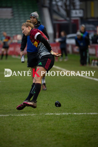 Women vs Harlequins AWAY 2019