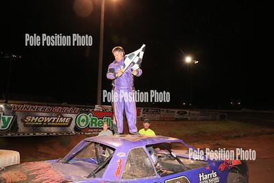 Abilene Speedway 8.25.18