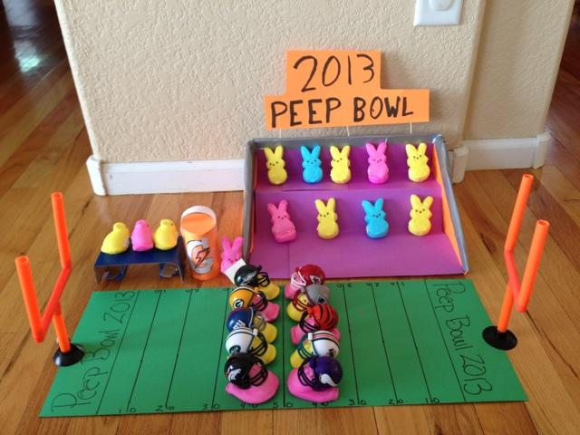 . Peep Bowl 2013, Devlin Barron, age 12